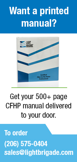 Call (206) 575-0404 to order a physical CFHP manual.